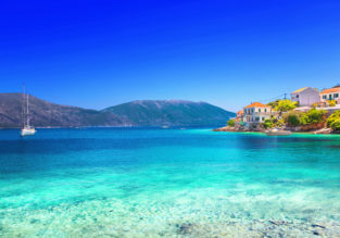 SUMMER: 7-night stay in top-rated apartment on Kefalonia island, Greece + flights from London for just £195!
