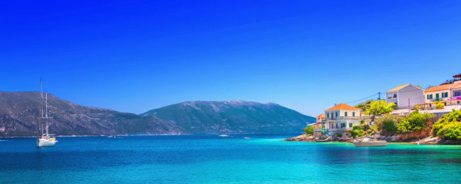 MAY! 7-night stay in top-rated studio in Kefalonia island, Greece + cheap flights from London for just £119!
