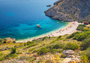 4-night stay on the Croatian island Krk + flights from Stockholm for just €102!