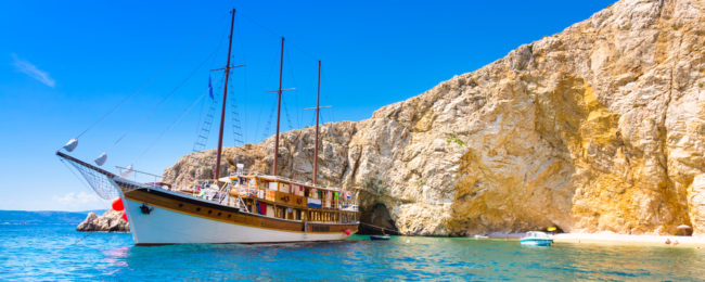 Spring week in Krk island, Croatia! 7 nights at well-rated apartment + cheap flights from Frankfurt for just €80!
