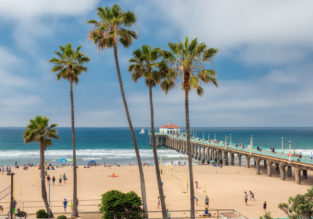 Xmas and NYE: 5* Hainan flights from China to California from $393!