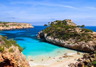 7-night stay at well-rated hotel in Mallorca with breakfast included + flights from UK from just £170!