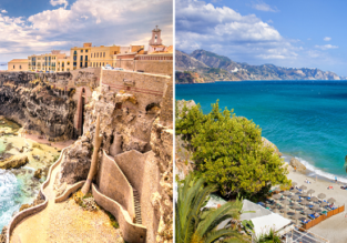 Andalucia and Melilla (autonomous city on the North- African coast) in one trip from UK for £68!