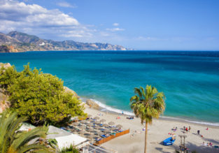 Sunny break in Costa del Sol, Spain! 7 nights at well-rated apartment with pool + cheap flights from New York from $388!