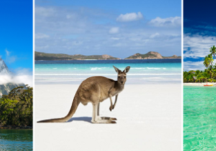 New Zealand and Fiji/ Australia in one trip from London from £747!
