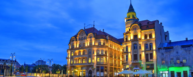 Fly from Milan Bergamo to Oradea, Romania for just €5,86!