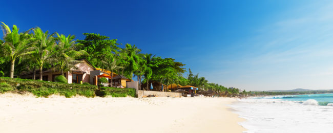 4-night stay in well-rated beachfront hotel in Mui Ne beach, Vietnam with breakfasts + flights from Singapore for just $149!