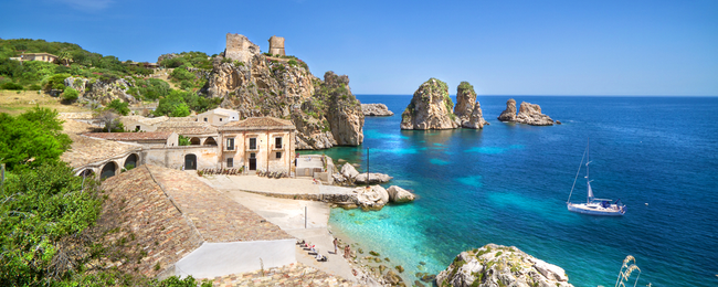 7-night stay in top-rated apartment in Sicily + cheap flights from Germany for only €127!