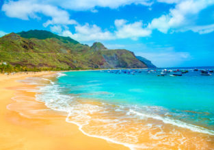 Cheap flights from France to Tenerife, Canary Islands from just €15!