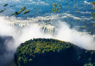 Many European cities to Livingstone, Zambia (Victoria Falls) from only €368!