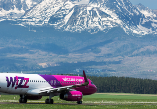 Wizzair announces six new routes from Vienna!