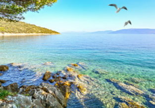 7-night stay on the Croatian island Pag + flights from London for just £136!