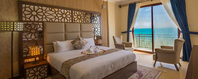 4* Golden Tulip Zanzibar Resort for only €44! (€22/ $25 pp incl. breakfast)