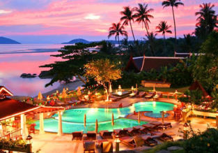 Deluxe Suite in 4* Resort and Spa on Koh Samui Island for only €14/ $15 per person!