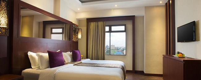 HOTEL MISPRICE! XMAS & NEW YEAR in Deluxe double room of 4* hotel on Sulawesi Island for €2/ $2 per person!