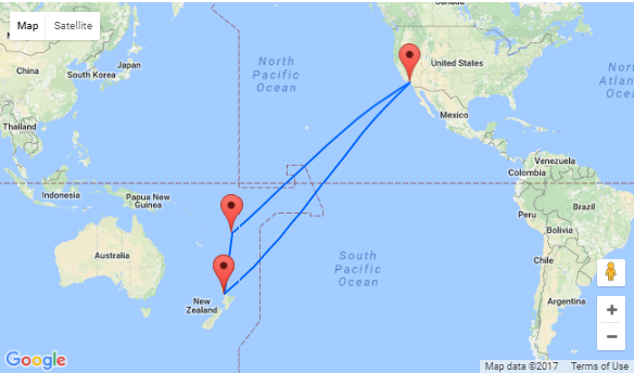 2 in 1 fiji and california from auckland for nz1137 au1057 how to book click here or follow the link below select multi city flight search and type in the routing and dates gumiabroncs Gallery