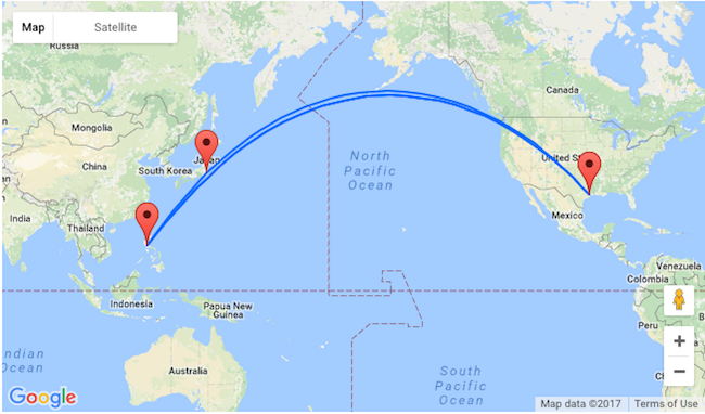 Houston to manila philippines from 537 2 in 1 with japan for 686 how to book click here or follow the links below and adjust travel dates gumiabroncs Choice Image