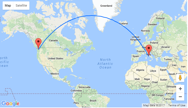 Summer Seattle To Rome Italy For Only 408