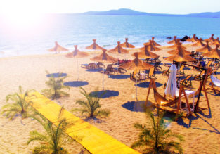 Spring break on Bulgarian Black Sea coast! 4 nights at 4* hotel + cheap flights from Germany for just €62!