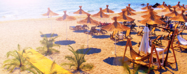7-night stay in 4* or 5* hotel in Bulgarian Coast + flights from Brussels from €156 (€193 with breakfast)!