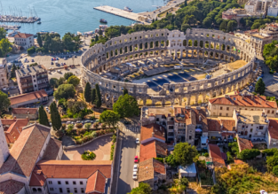 7-night stay in Croatia + flights from Munich for only €148!