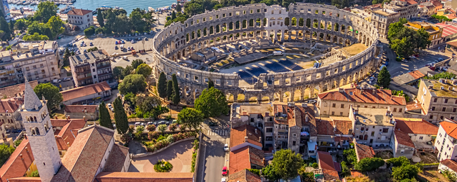 JULY! 7-night stay at well-rated apartment in Croatia + cheap flights from Berlin for just €116!