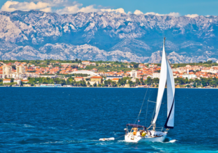 7-night stay on the Croatian coast + flights from Frankfurt Hahn for just €145!