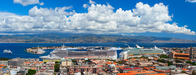 5-night Mediterranean full board cruise for just €182 per person!