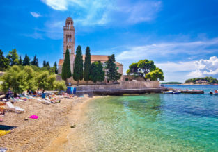 MAY! 7-night all-inclusive stay on Hvar Island, Croatia + cheap flights from UK from just £163!