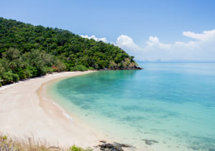 6-night stay in 4* resort in Koh Lanta, Thailand + flights from Singapore for $95!