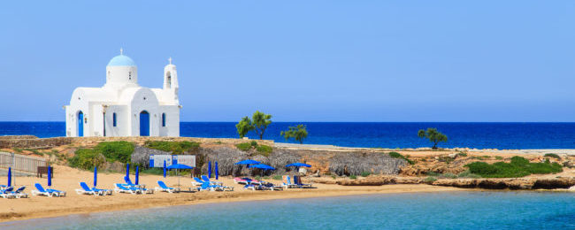 Cheap flights from Kyiv to Larnaca, Cyprus from only €43!