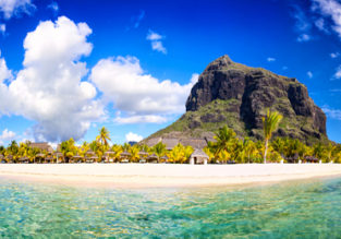 Exotic escape! 2 weeks in top-rated studio in stunning Mauritius + flights from Norway for only €325!