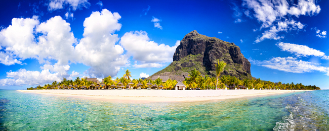 Italy to Mauritius or Cuba from only €377!