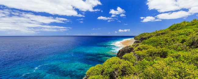 Germany to mega exotic Niue Island in Pacific Ocean for only €786!
