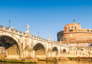 Cheap non-stop flights from New York to Rome, Italy from only $265!