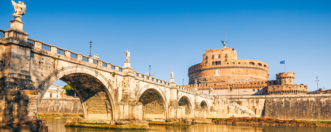Cheap non-stop from flights New York to Rome for only $262!