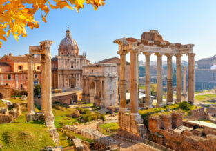 First minute! Cheap flights from Boston to Rome, Italy for just $280!