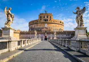 Cheap flights from Cleveland to Rome or Amsterdam from only $275!