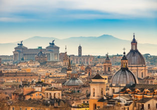 MAY! Cheap flights from New York, Philadelphia and San Francisco to Rome, Italy from just $302!
