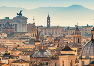 Non-stop flights from New York to Rome or Milan from $360!
