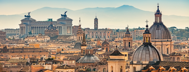 Early summer! Double room at 4* Best Western Rome for just €33! (€16.5/ £14 per person)