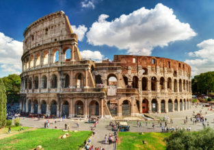 Cheap non-stop flights from Philadelphia to Rome for only $426!
