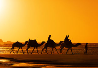 Cheap non-stop flights from Germany to Morocco from only €27!