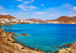 7-night stay in well-rated B&B in Almeria, Andalusia + cheap flights from Milan for just €155!