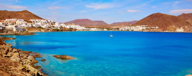 JULY:6-night stay in well-rated hotel in Almeria + flights from UK for just £155!