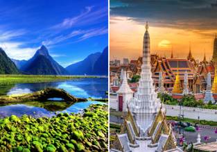 CHEAP! Flights from London to Southeast Asia and Oceania from only £247!
