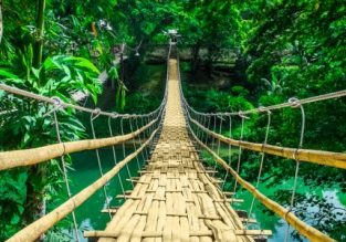 7-night stay in top-rated resort in Bohol Island, Philippines + flights from Singapore for just $167!