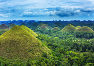 7-night stay in top-rated resort in Bohol Island, Philippines + flights from Hong Kong for just $185!