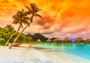 California + French Polynesia island hopper from London for £1126! Visit San Francisco, Tahiti, Moorea, Bora Bora, Maupiti, Raiatea and Huahine!