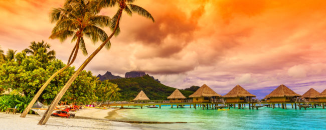 Destination Fly4free: Polynesia